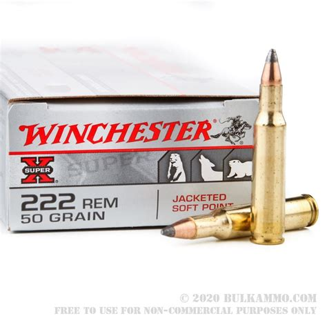 222 Ammo For Sale