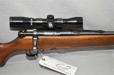 222 Bolt Action Rifle