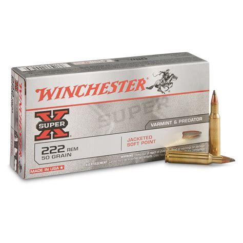 222 Bulk Ammo