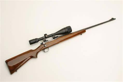 222 Remington Caliber Rifle