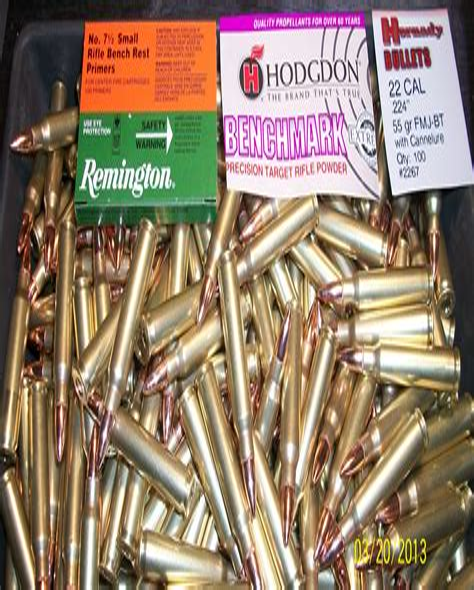 223 5 56 Ammo On Sale