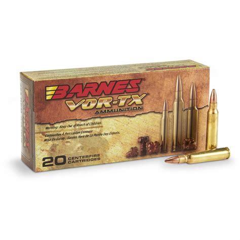 223 55 Gr Tsx Ammo