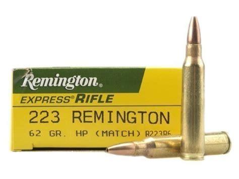 223 62 Gr Match Ammo