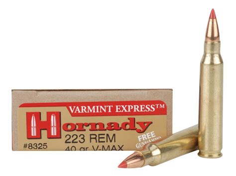 223 62 Gr Vmax Ammo
