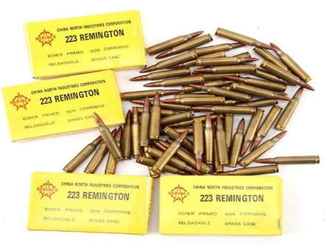 223 Norinco Ammo And 22lr Ammo Canada For Sale