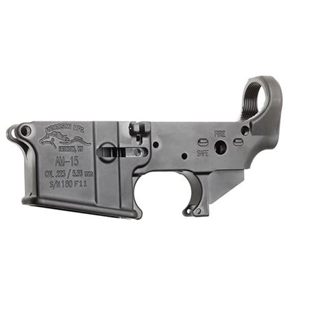 223 Stripped Lower Receiver And Best Cheap Lower Receiver