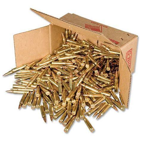 223 Ammo 250 Rounds
