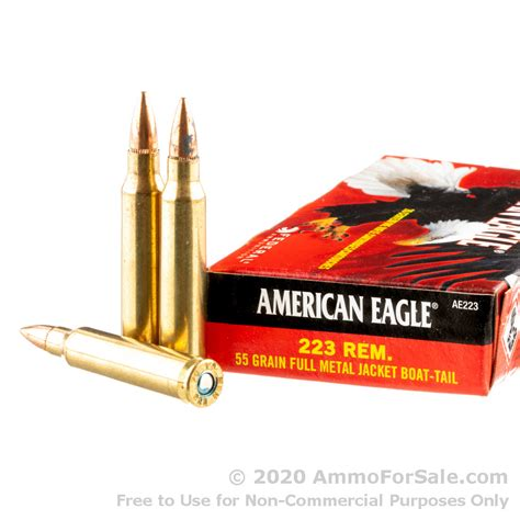 223 Ammo 500 Rounds In Stock