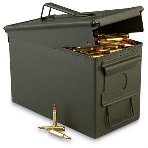 223 Ammo Can Capacity