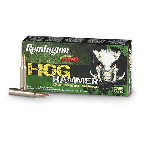 223 Ammo For Pig Hunting