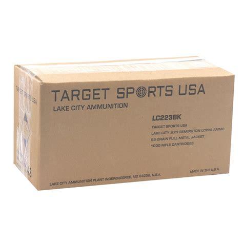 223 Ammo Target Sports Usa