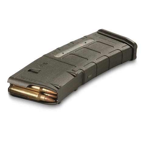 223 Ammo With Pmags