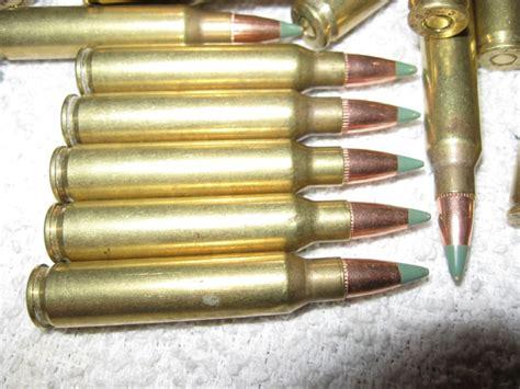223 Armor Piercing Ammo