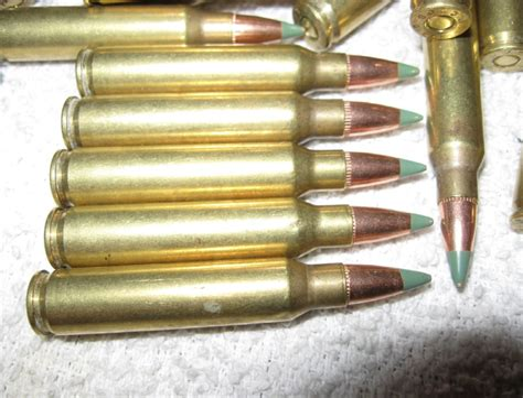 223 Armour Piercing Ammo