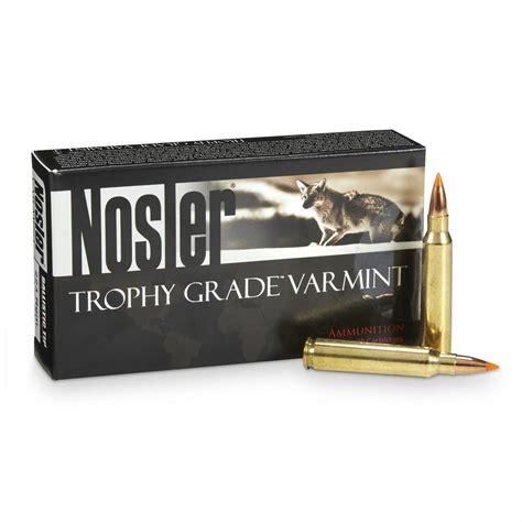 223 Ballastic Tip Ammo