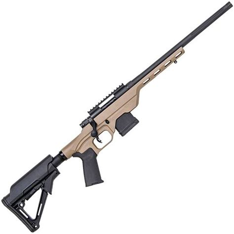 223 Bolt Action Rifle With Bull Barrel