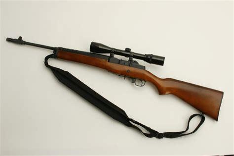 223 Caliber Hunting Rifle