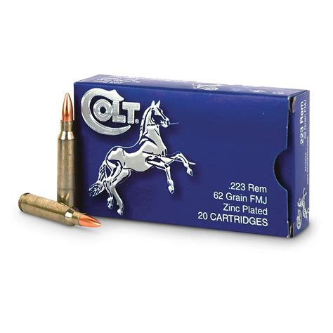 223 Colt Ammo Review