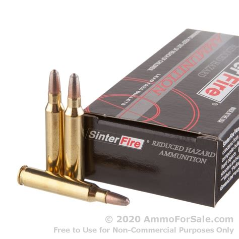 223 Defensive Frangible Ammo