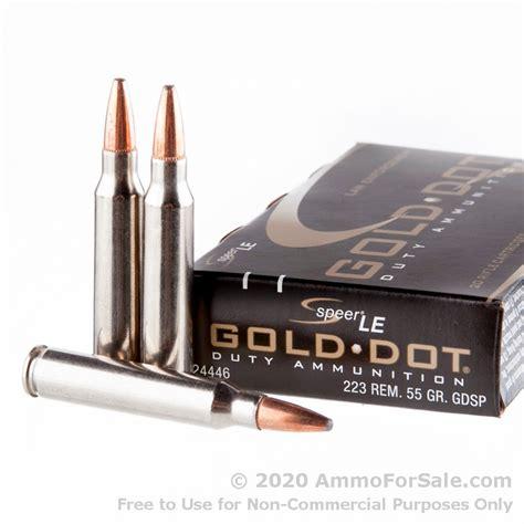 223 Duty Ammo
