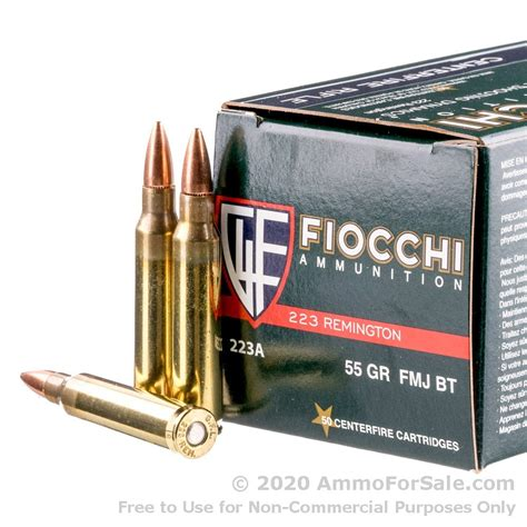 223 Fmj Ammo For Sale