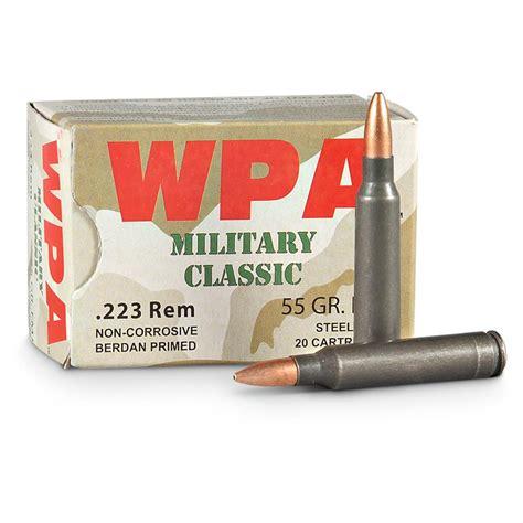 223 Hp Ammo Bulk