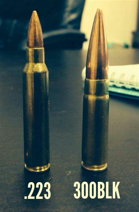 223 Or 556 Brass For 300 Blackout