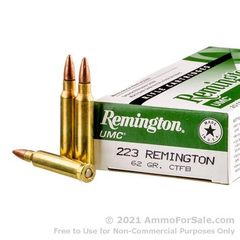 223 Remington Ammo Price Per Round