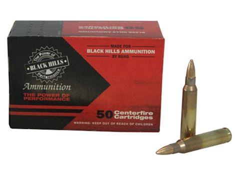 223 Remington Ammo Rifle Black Hills AmmoSeek Com