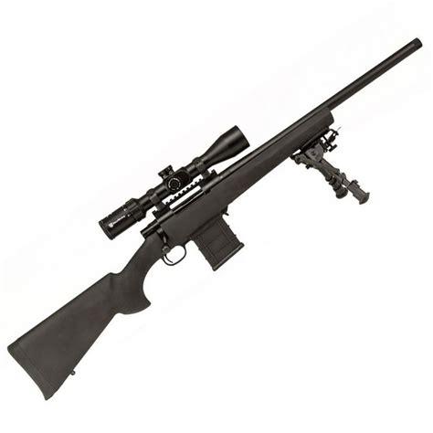223 Remington Rifle Bolt Action Bipod