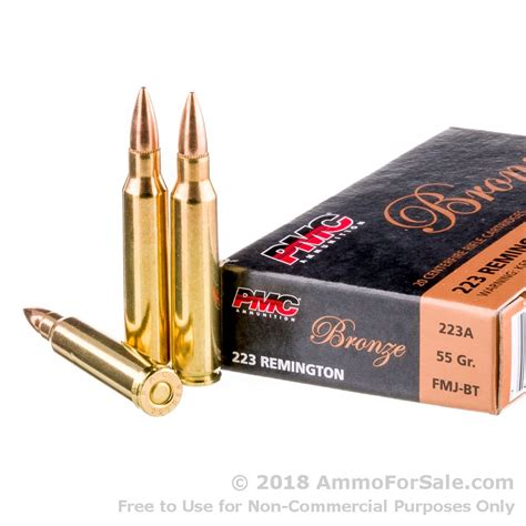 223 Rifle Ammo Bulk