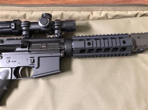 223 Semi-auto Handgun