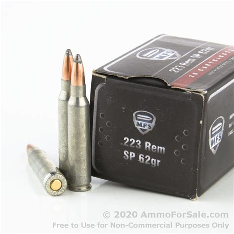 223 Steel Ammo For Sale