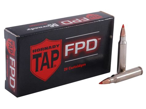 223 Tap Ammo Review