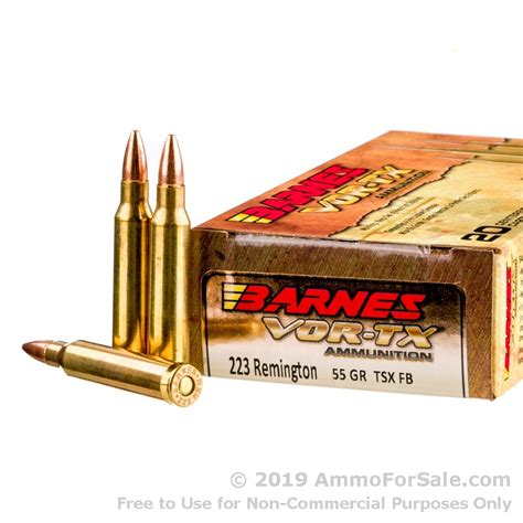 223 Tsx Ammo For Sale