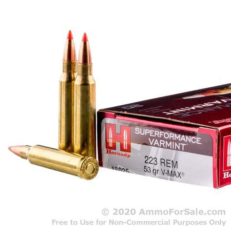 223 Varment Ammo