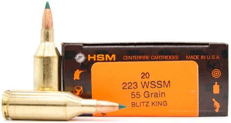 223 Wssm Ammo In Stock