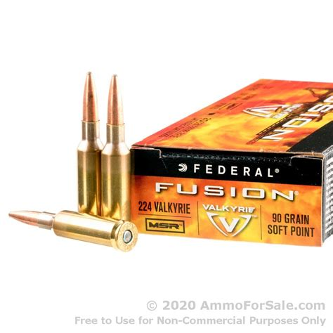 224 Valkyrie Ammo For Sale
