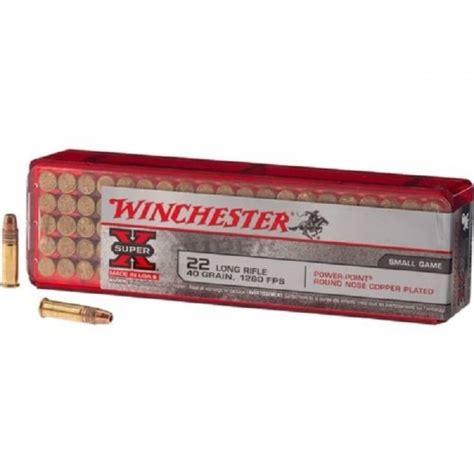 22lr 40gr 1280fps Ammo