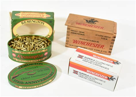 22lr Ammo Collection