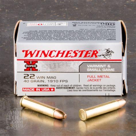 22lr Full Metal Jacket Ammo