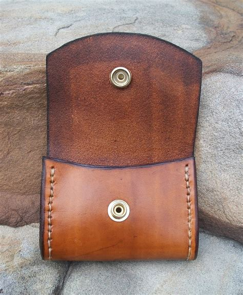 22lr Leather Ammo Pouch