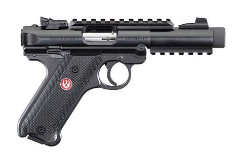 22lr Pistol With Threaded Barrel For Sale