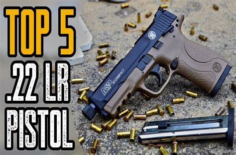 22lr Revolver For Self Defense