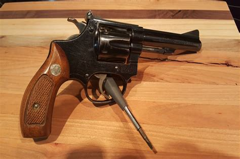 22lr Revolver Rifle