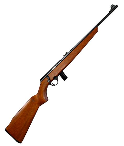 22lr Rifle Wood Stock And 3006 Rifle With Diamond In Stock