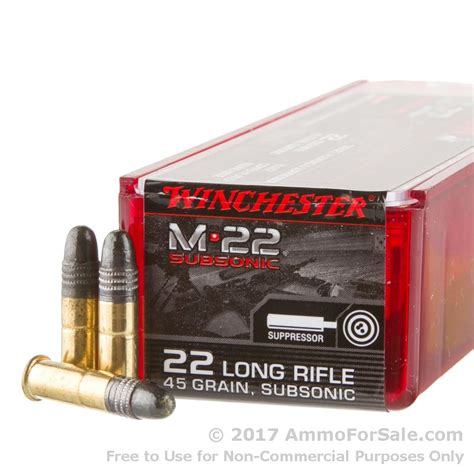 22lr Subsonic Ammo For Sale Uk