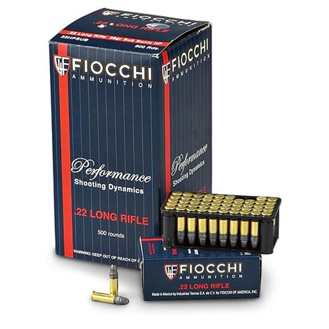 22lr Subsonic Hollow Point Ammo