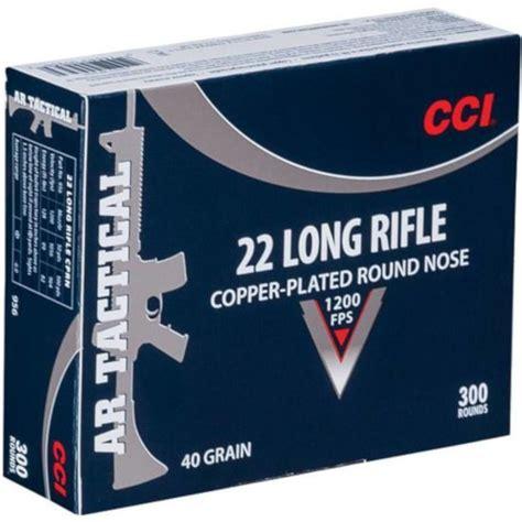 22lr Tactical Ammo Cci