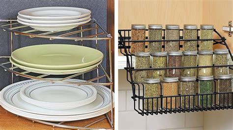 23 smart and cheap ideas to organize your kitchen Image
